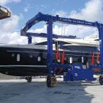 2013 Used Boat Lift 60-Ton (300 Hours)