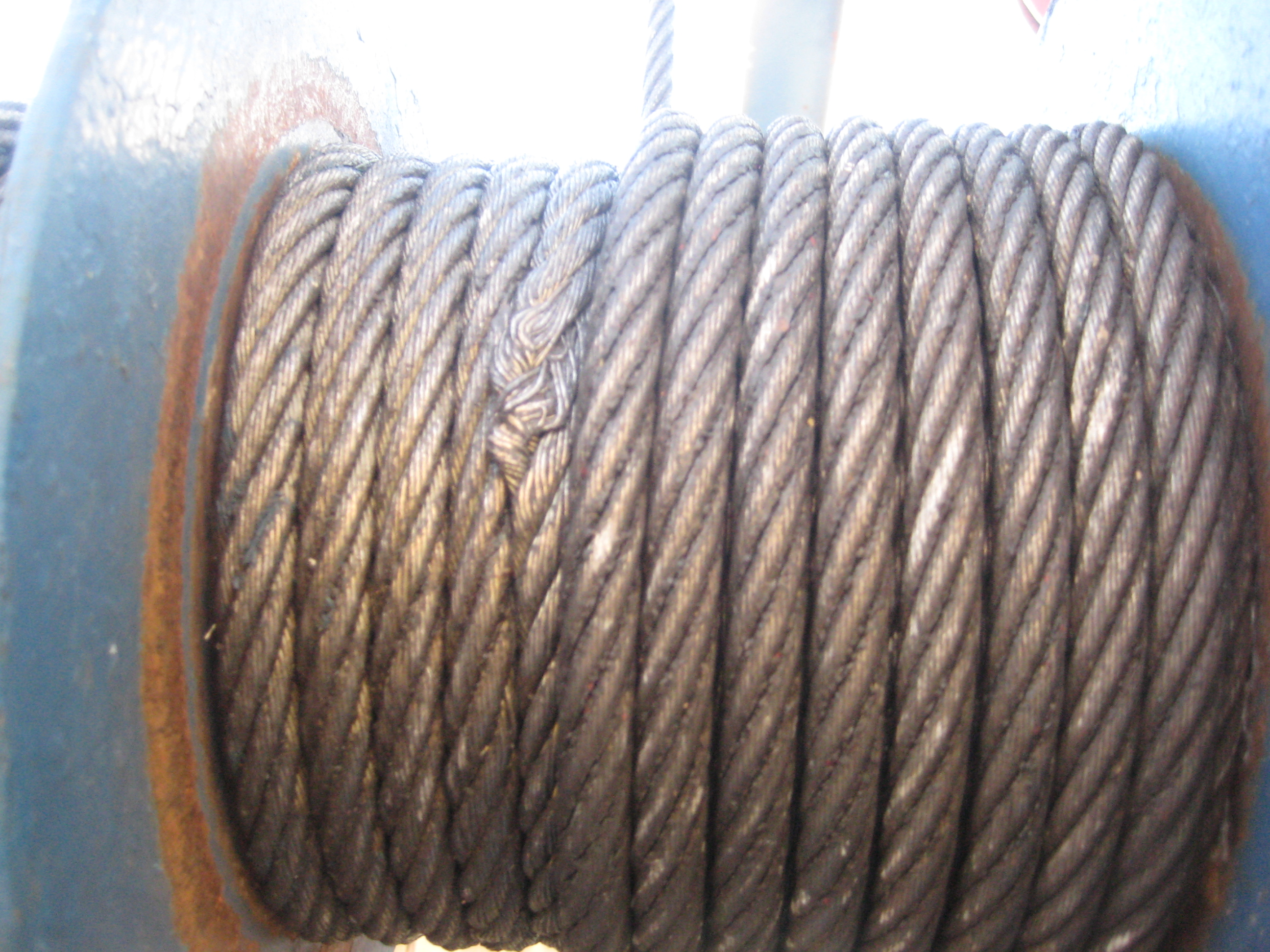 Travel Lift Wire Rope | U.S. Hoists