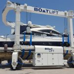 travel lift for your marina